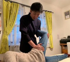 O脚矯正施術方法2